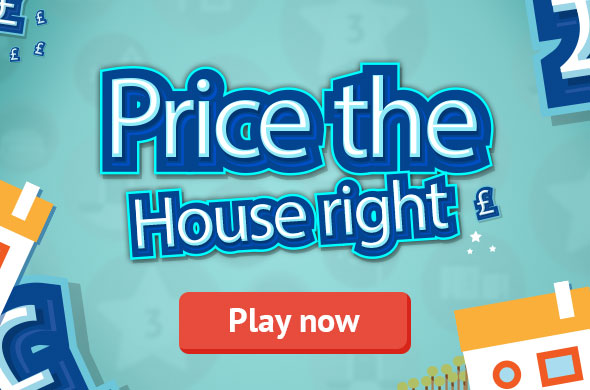 Price Your House Right Game